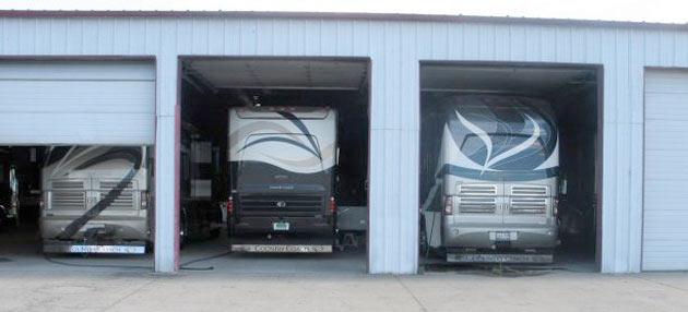 Oregon RV Storage