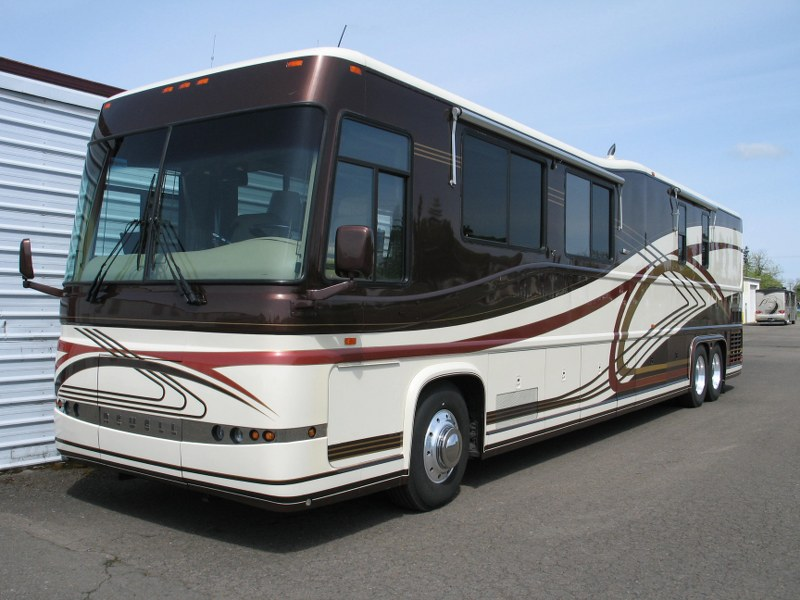 2000 Newell 45 Premier Rv