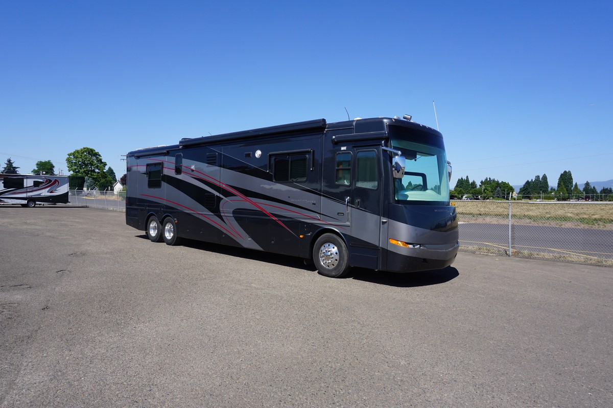 Photo Gallery For 2007 Newmar Mountain Aire 45